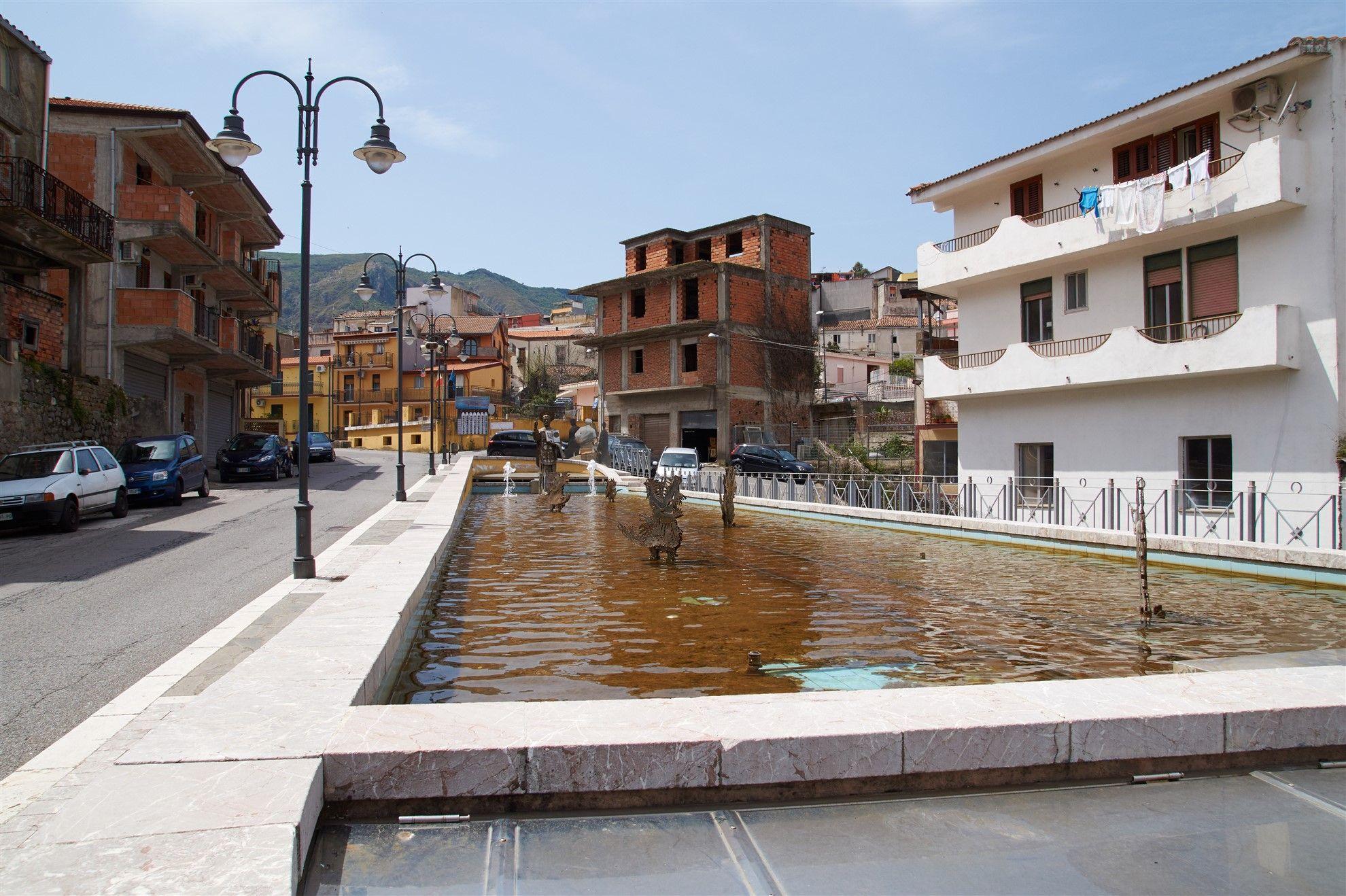 Fontana artistica di San Filippo d'Agira