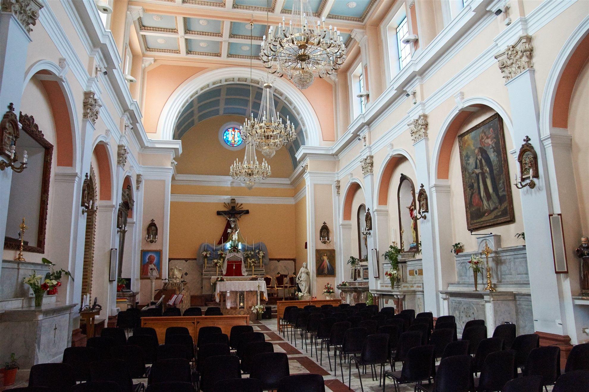 Chiesa Madre (o di San Sebastiano)