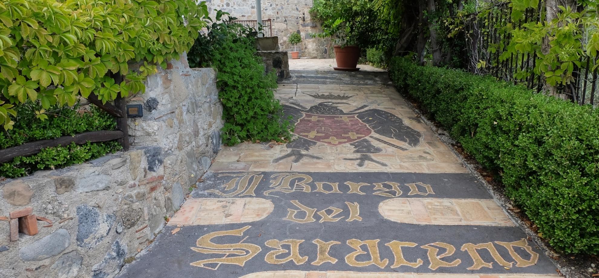 Borgo del Saraceno - Ristorante, Calatabiano