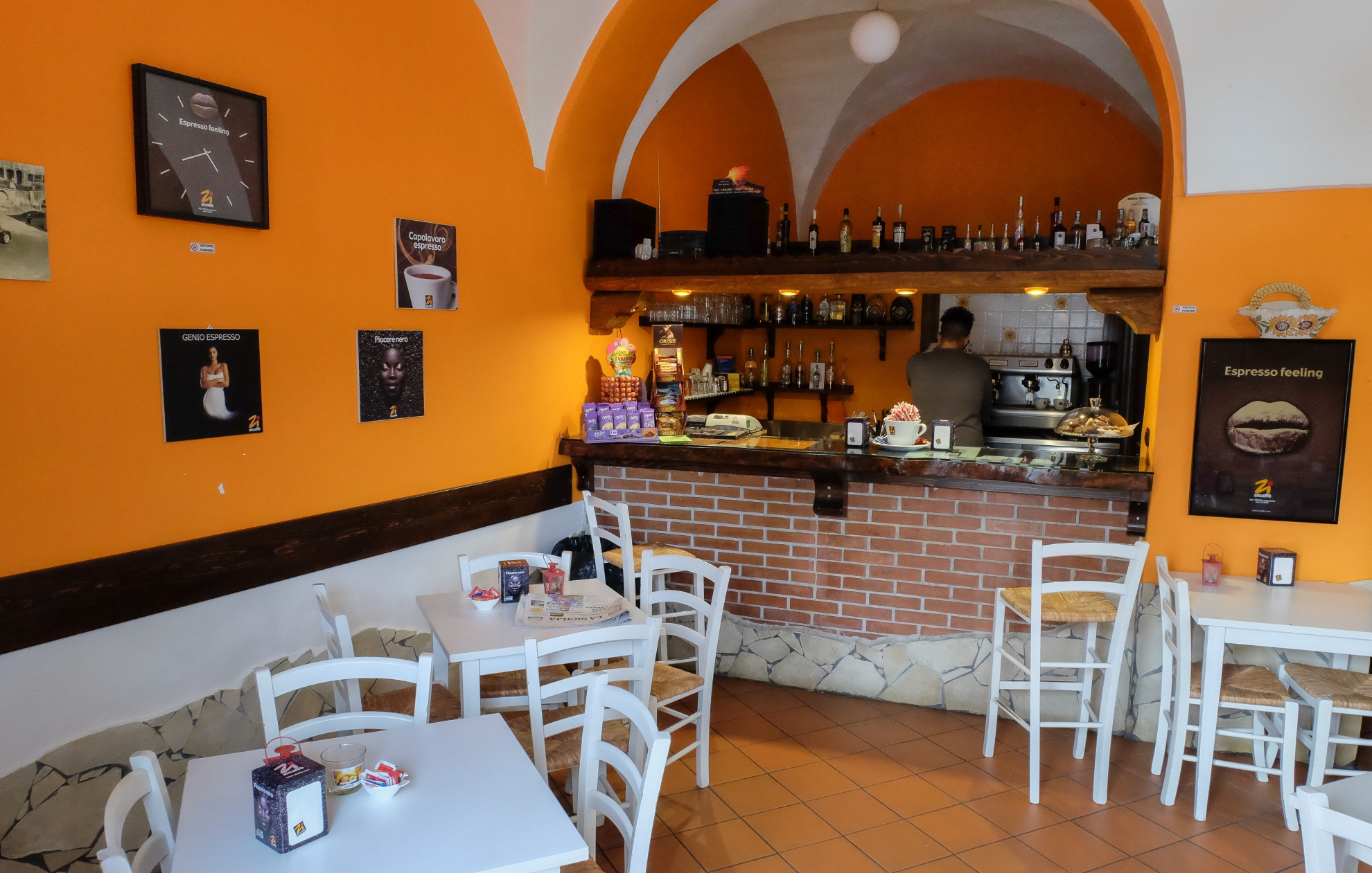 Cafe Aurora - Bar Gelateria, Santa Venerina