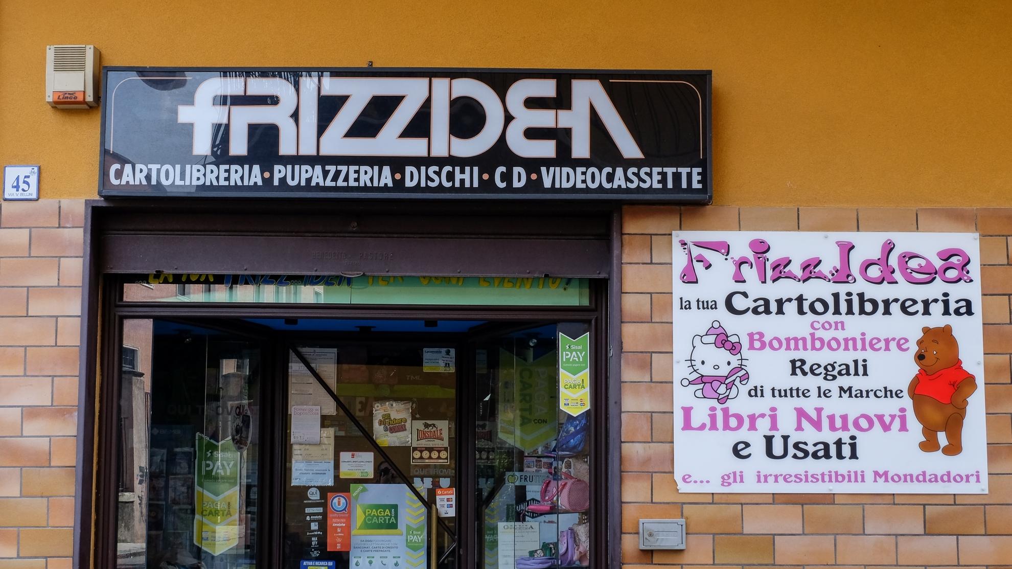Cartoleria Frizzidea - Cartoleria, Aci Catena
