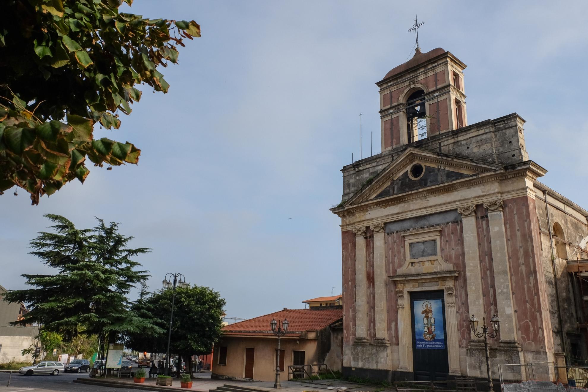 Chiesa Maria Santissima del Carmelo ( Bongiardo)