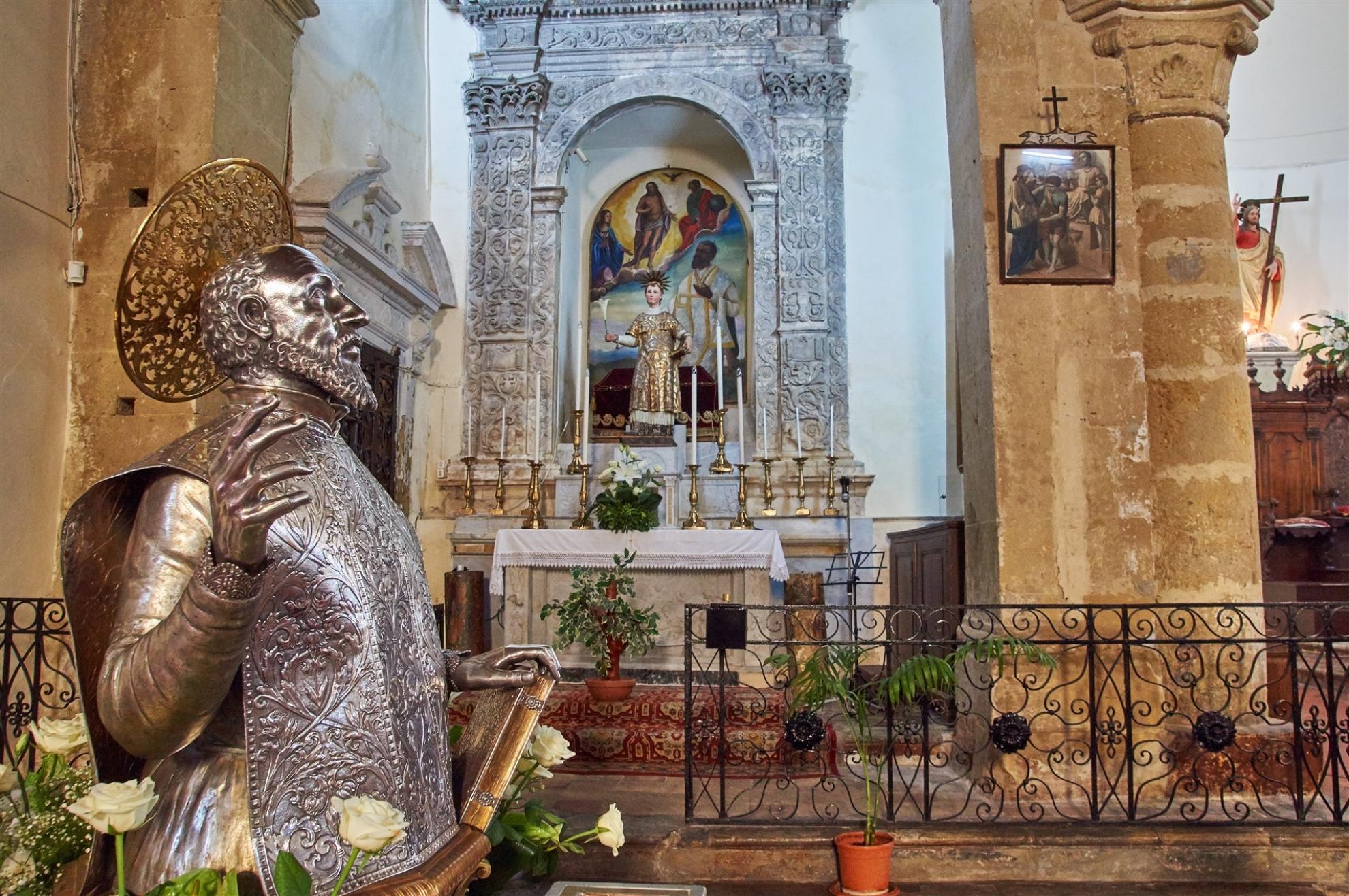 Da Agira a Limina, i luoghi del culto