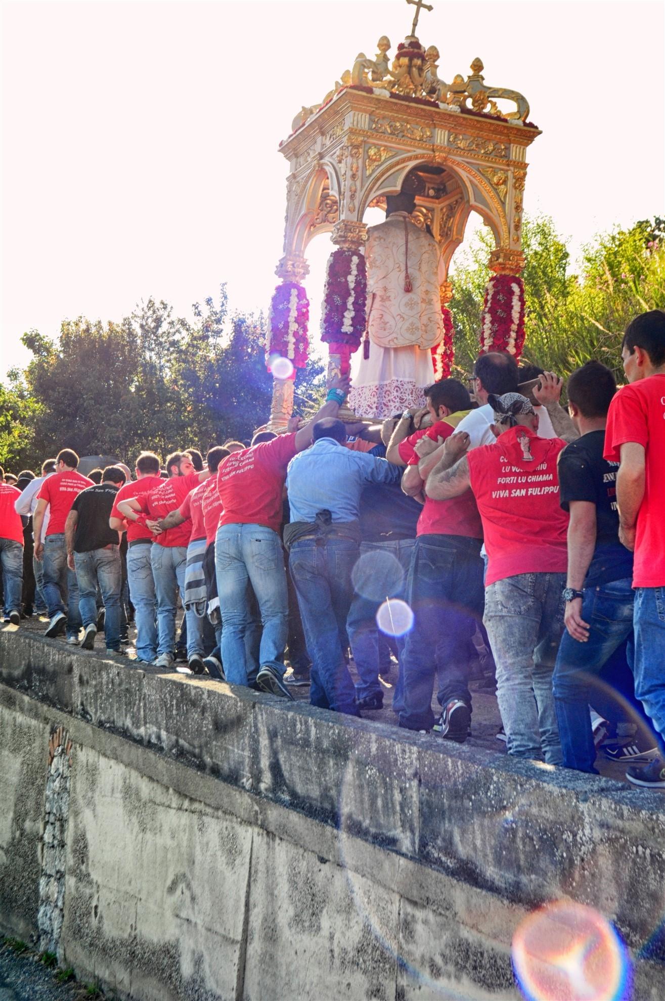 Festa di San Filippo (Ottava)