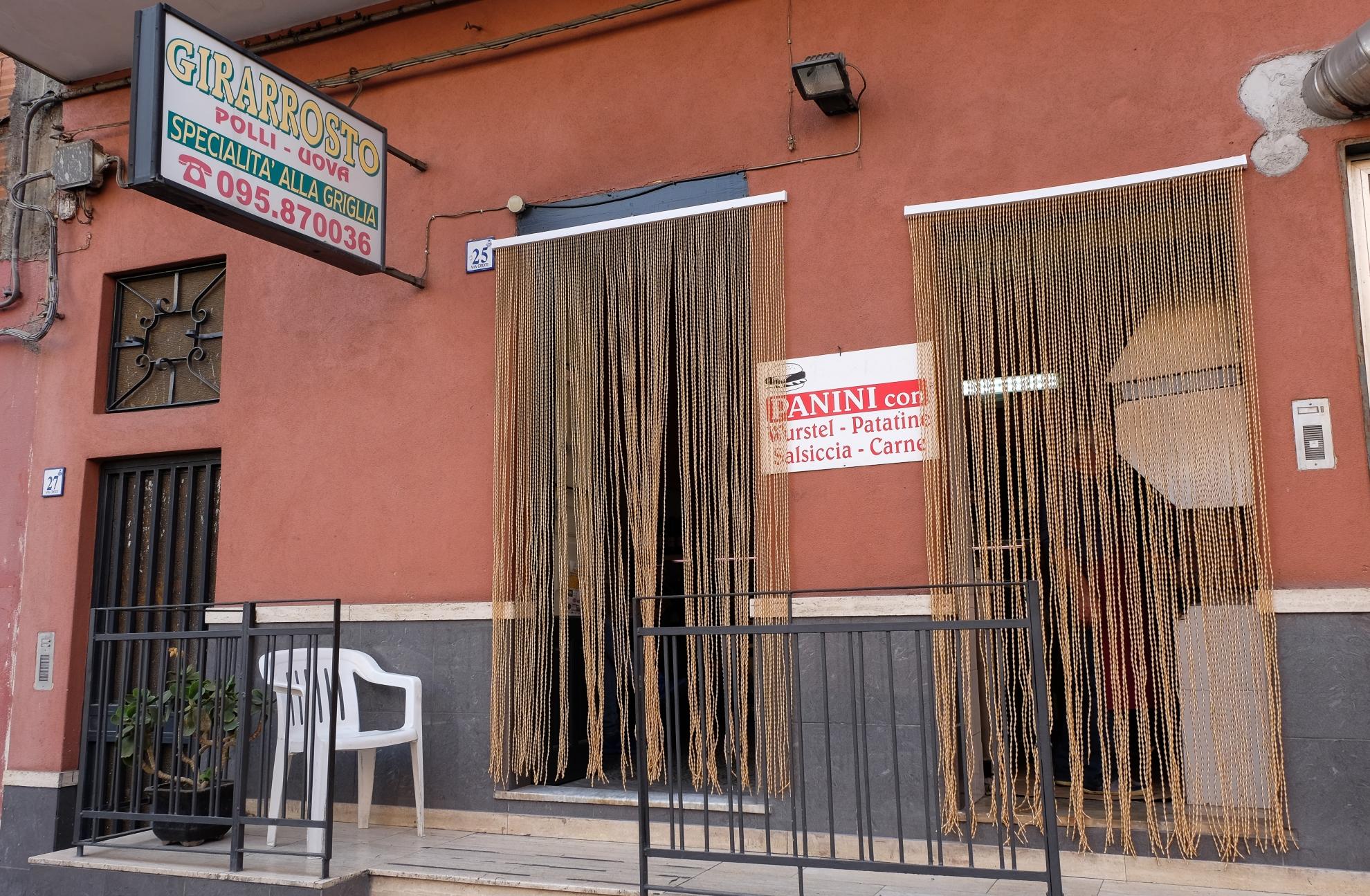 Girarrosto di Sciuto Filippo - Girarrosto, Aci Catena