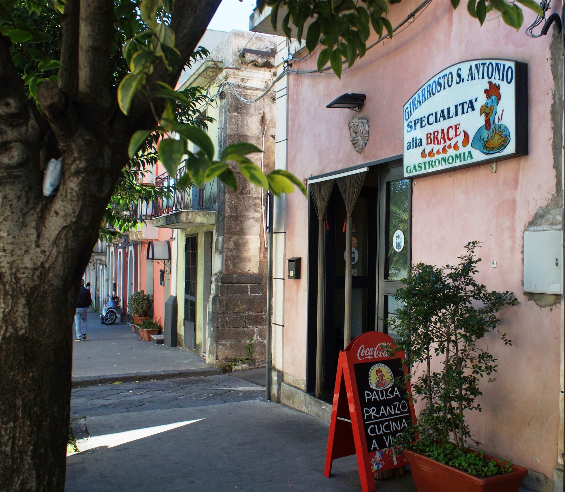 Girarrosto Gastronomia S. Antonio - , Aci Sant'Antonio