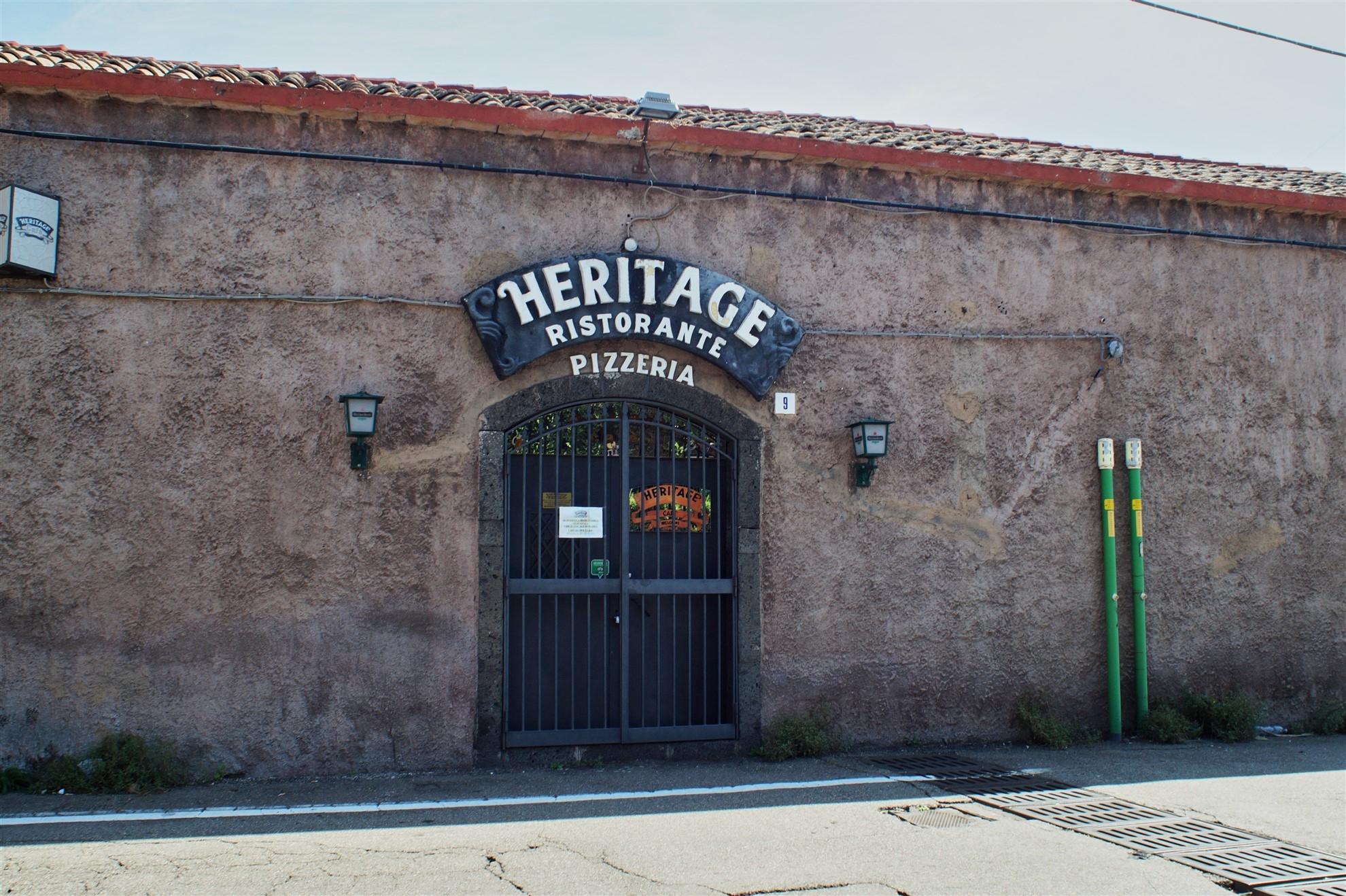 Heritage - Pizzeria Ristorante, Aci Sant'Antonio