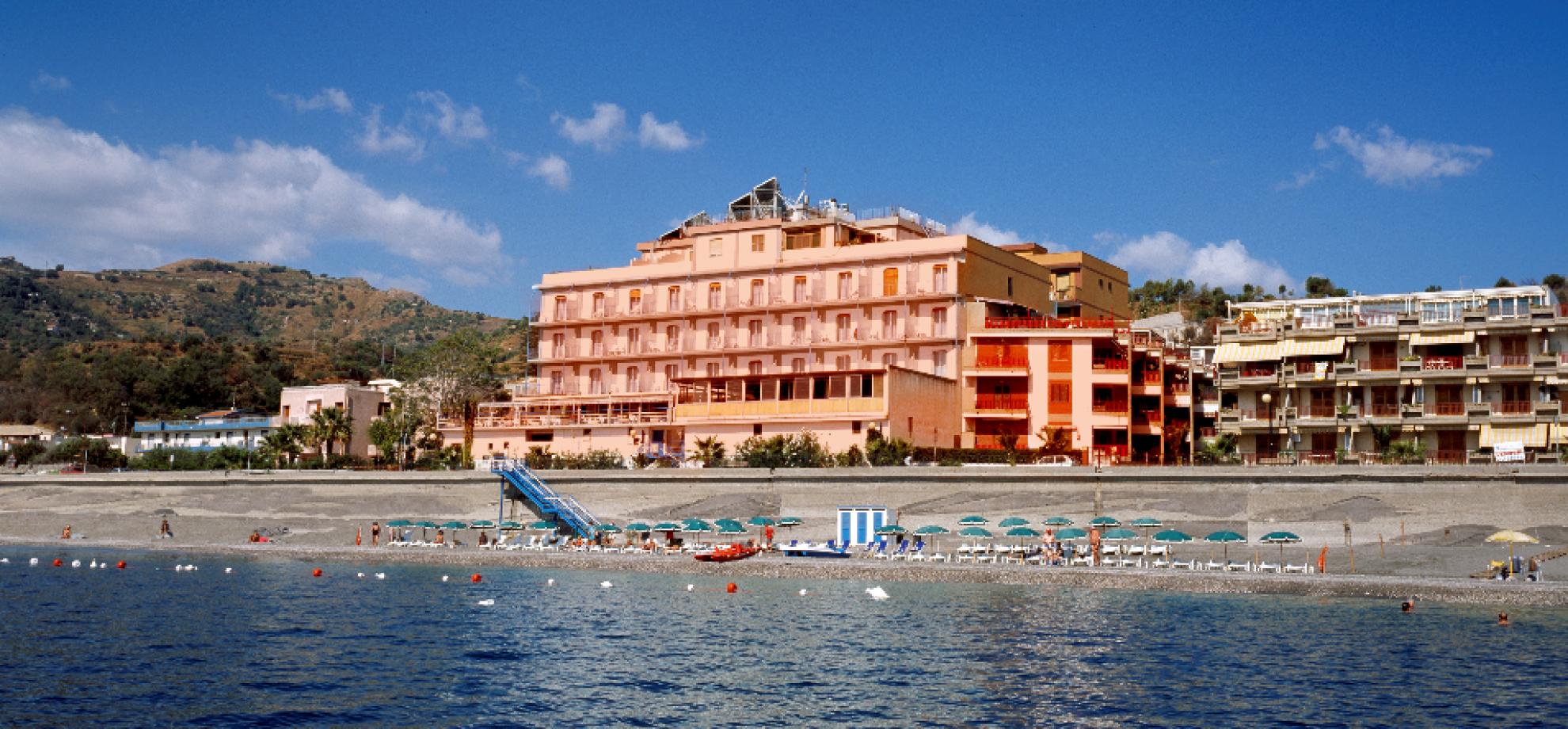 Hotel Kennedy - Hotel, Sant'Alessio Siculo