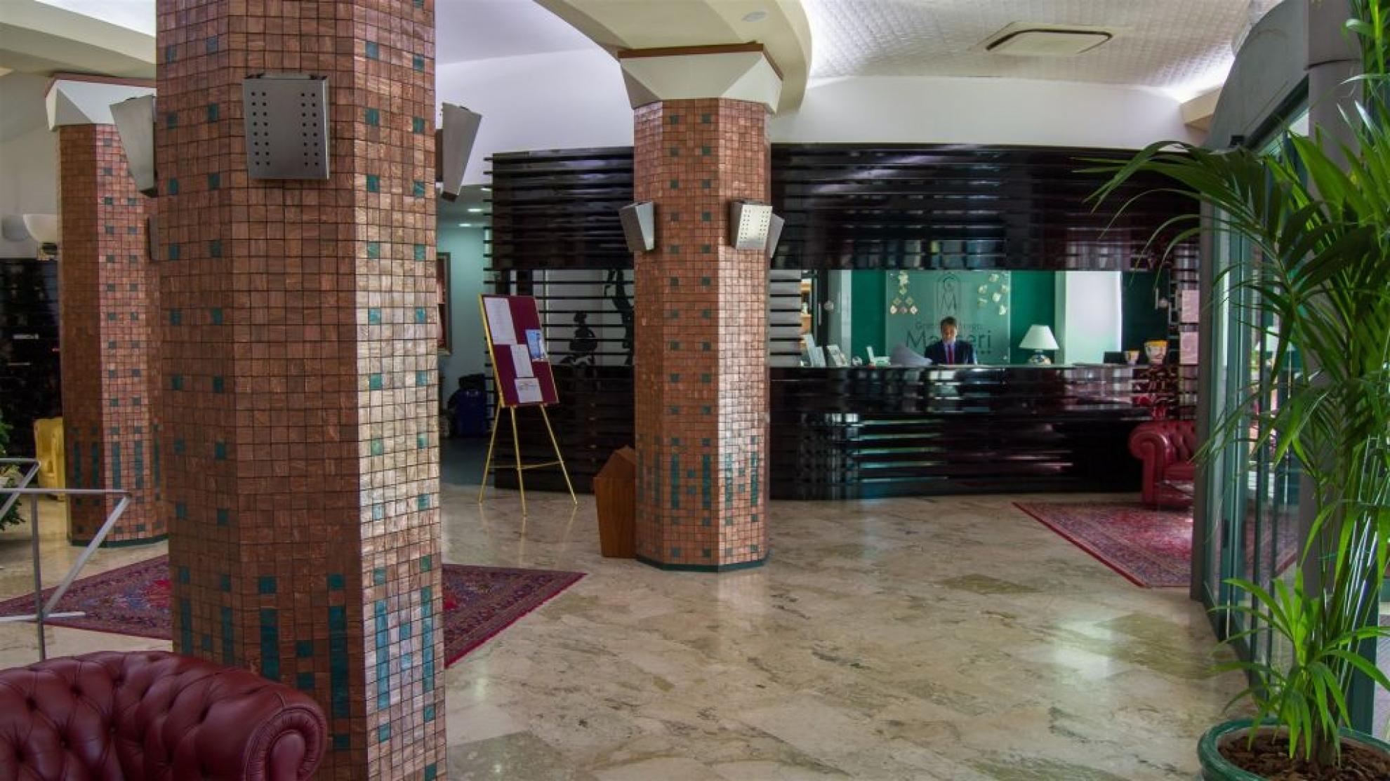 Hotel Maugeri - Hotel Ristorante, Acireale