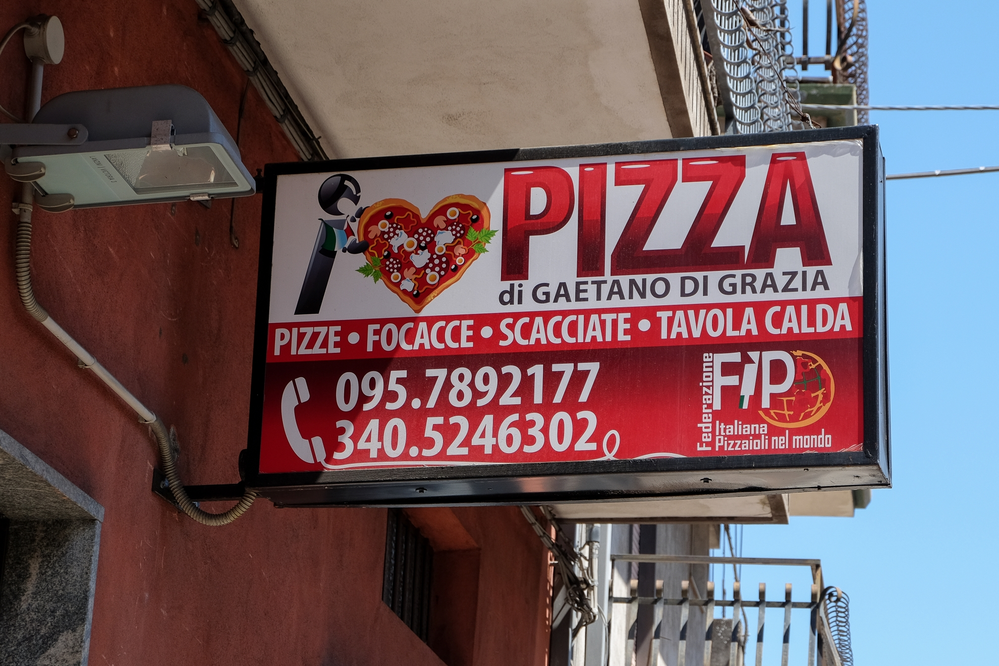 I Love Pizza - , Aci Sant'Antonio