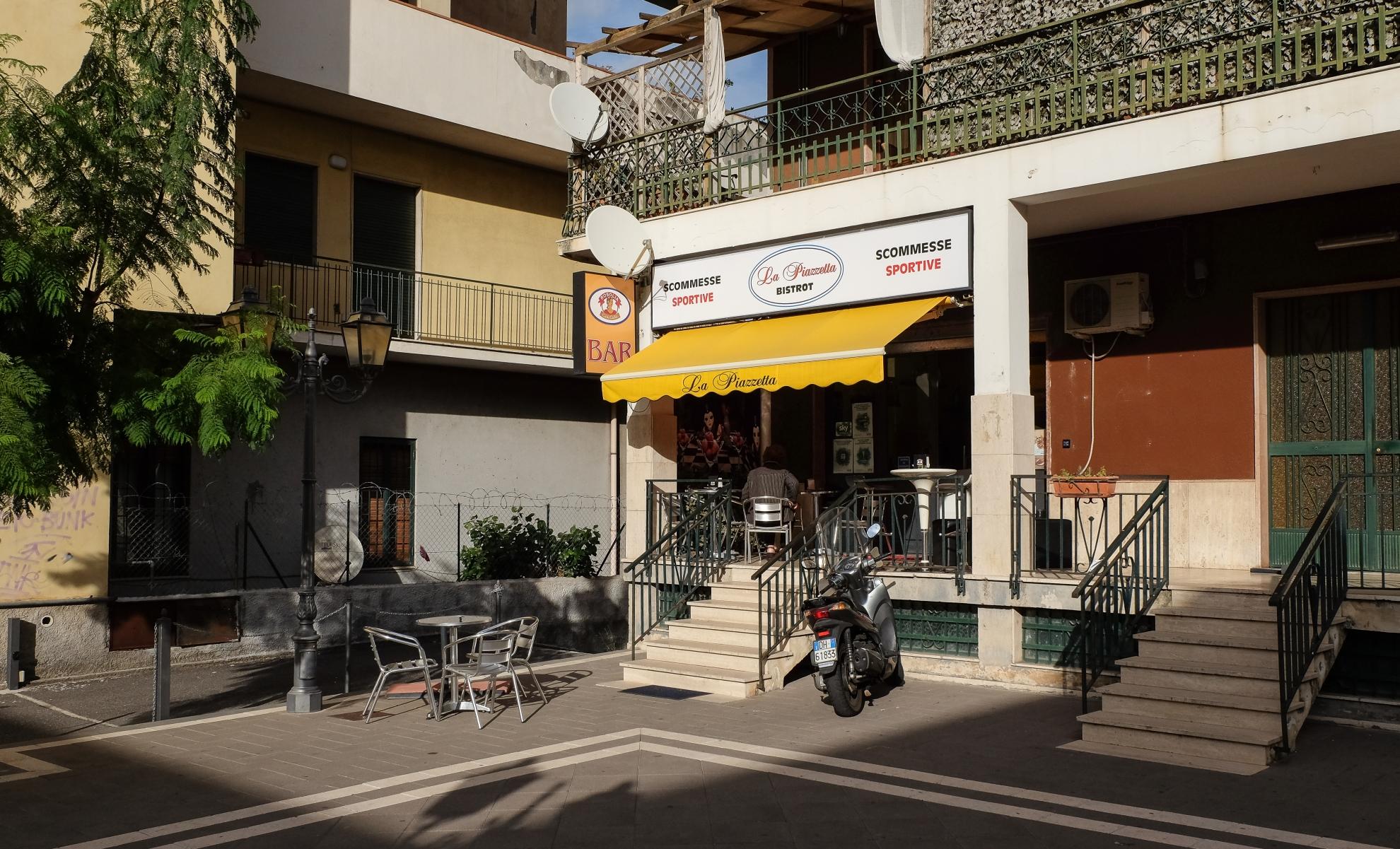 La Piazzetta Bar - Bar, Aci Catena