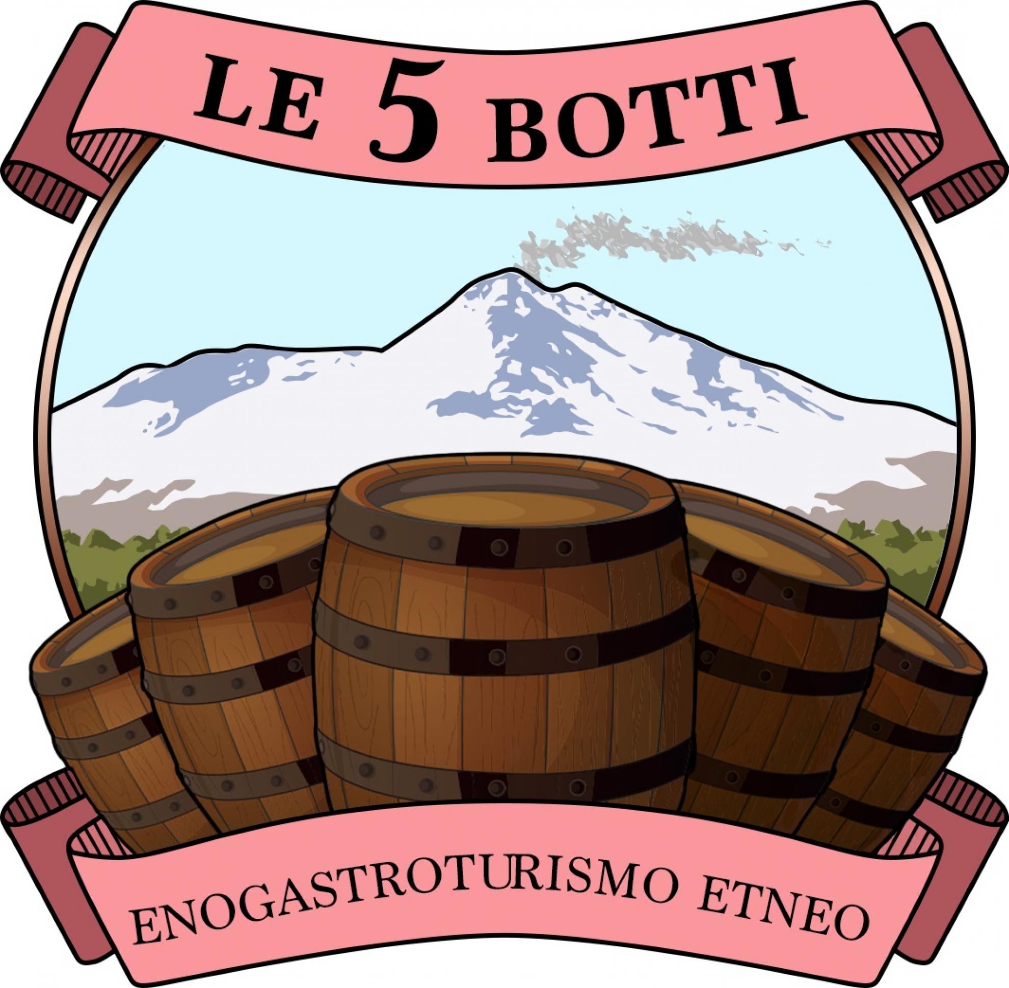Le 5 Botti Ristorante - Casa vacanza Cibo da Asporto, Santa Venerina