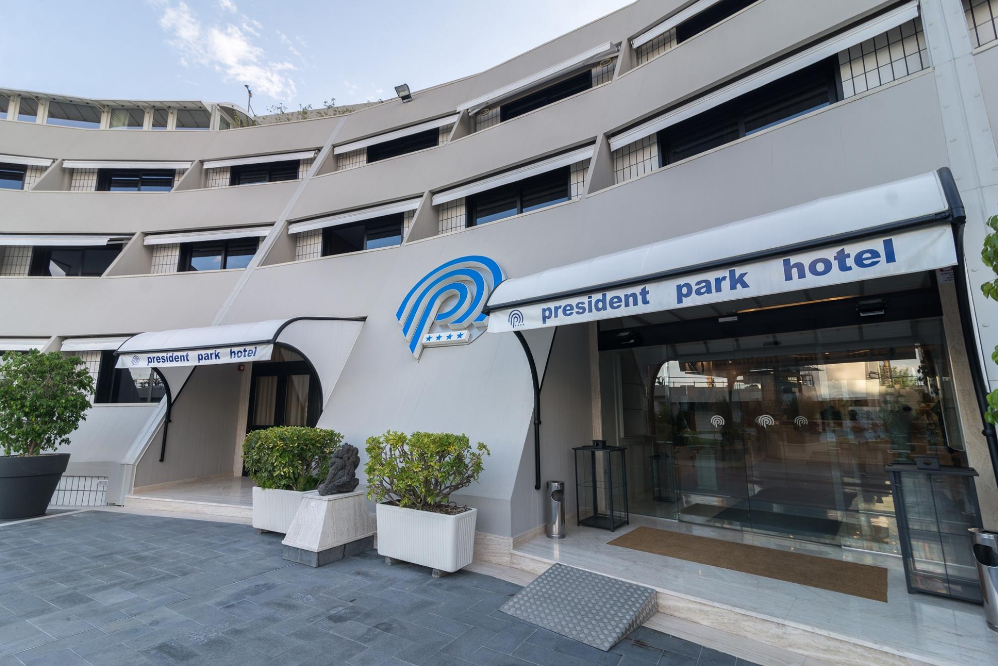 President Park Hotel - Hotel Ristorante, Aci Catena