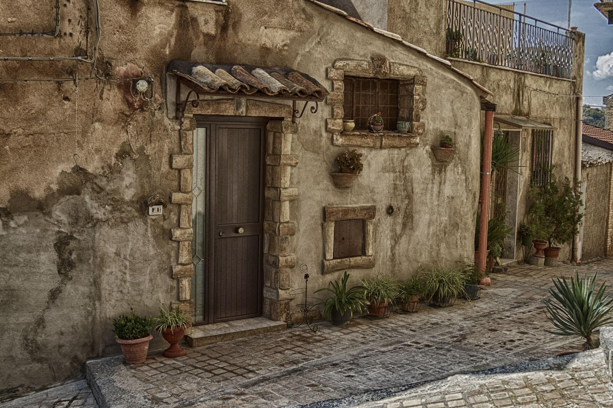 Quartiere Arabo ( Rocche )