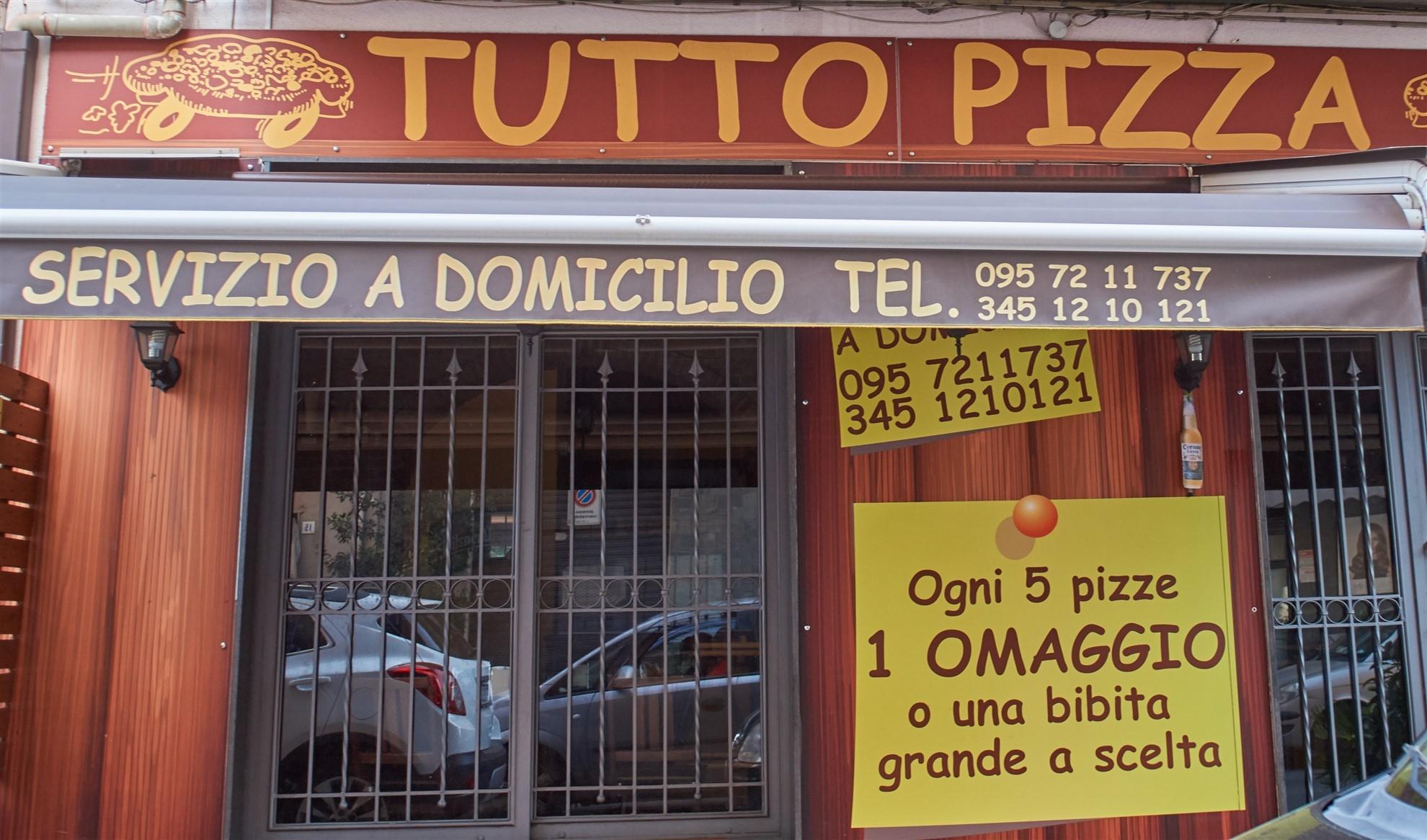 Tutto Pizza - Pizzeria, Valverde